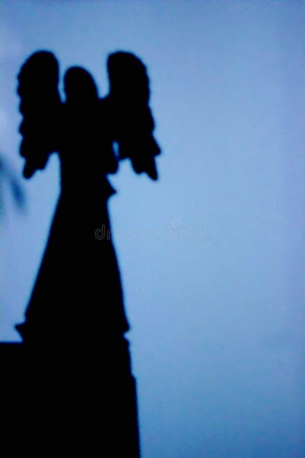 Sombra espiritual fotos de archivo