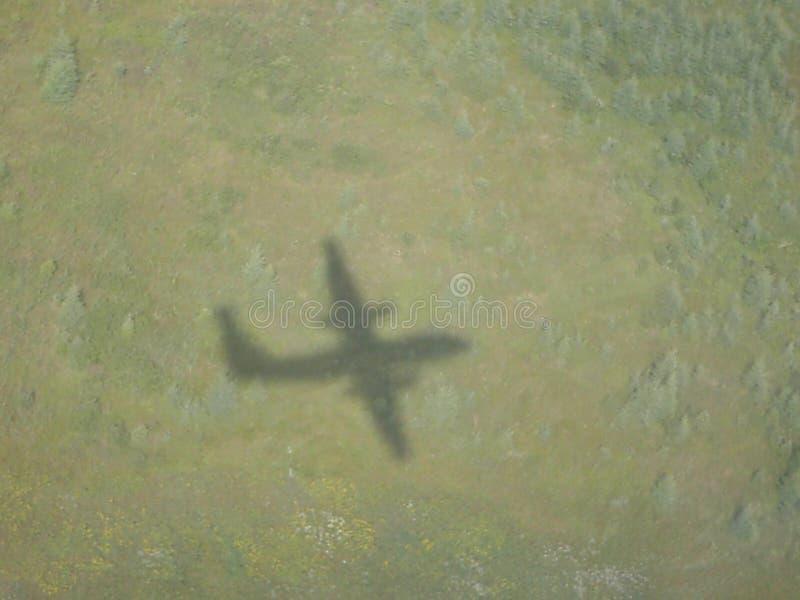 Sombra plana imagen de archivo