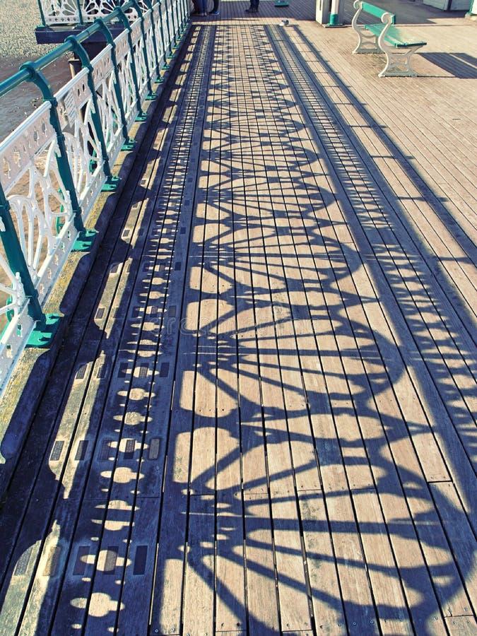 sombras foto de archivo
