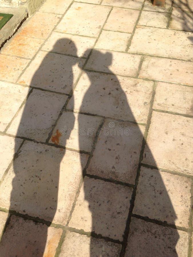 sombras fotos de stock