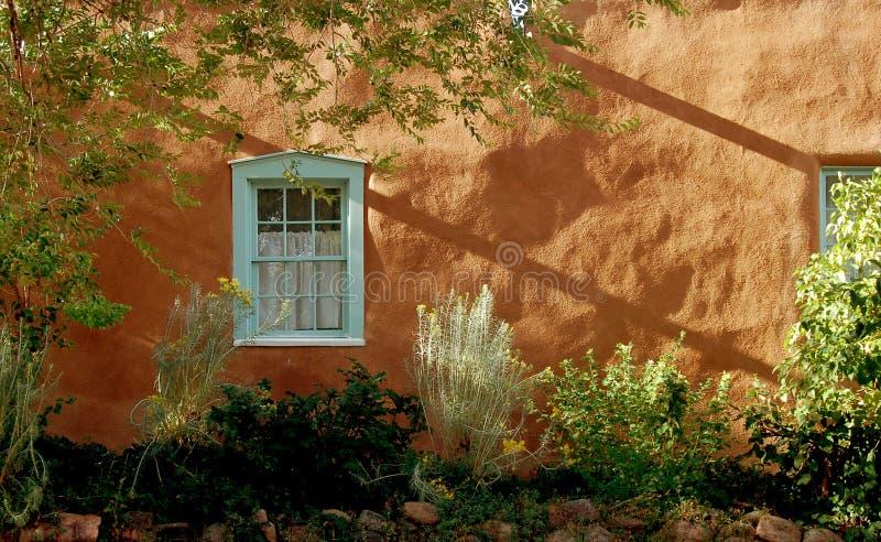 Sombras do amanhecer fotografia de stock