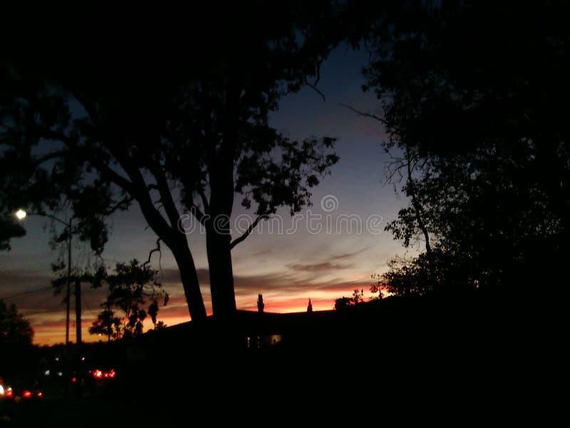 Sombras oscuras foto de archivo libre de regalías