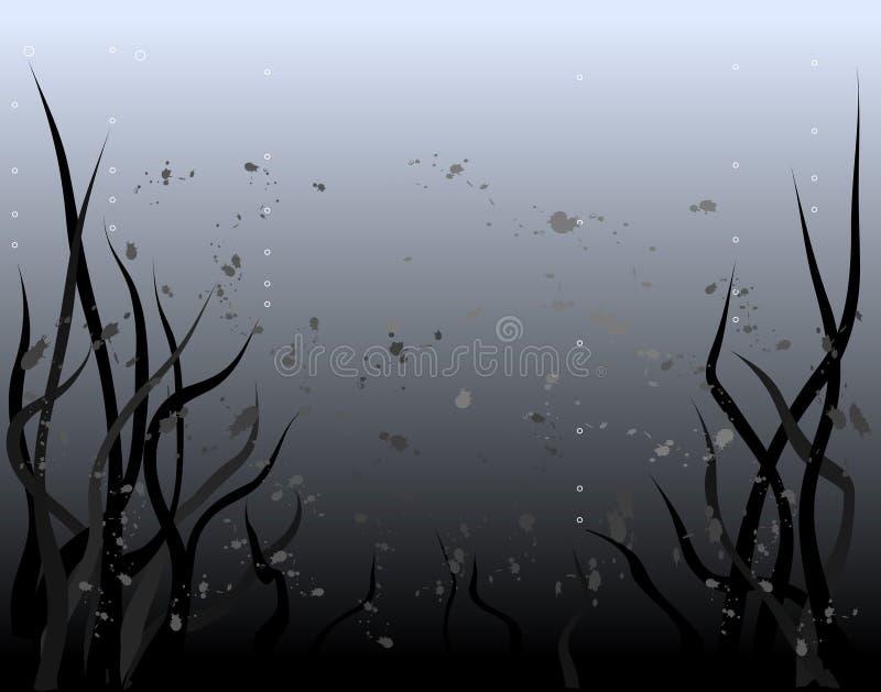 Sombre illustration de vecteur