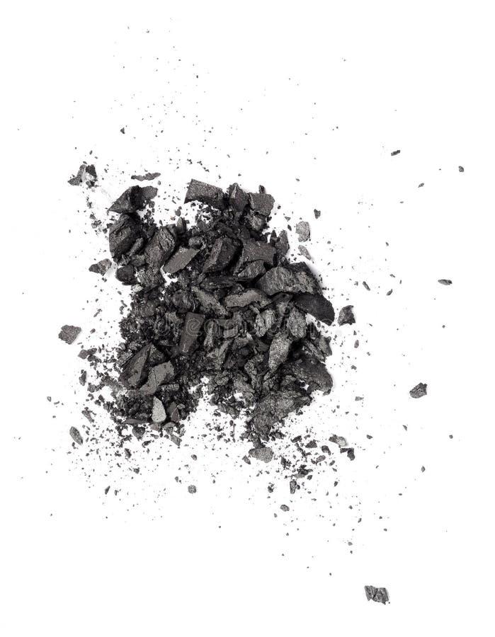 Sombreador de ojos gris oscuro imagen de archivo libre de regalías