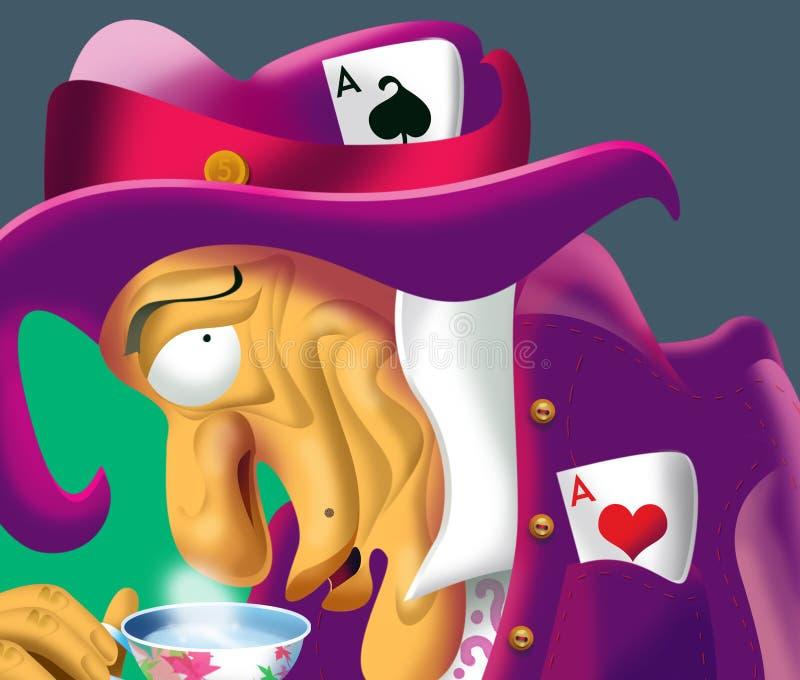 Sombrerero libre illustration