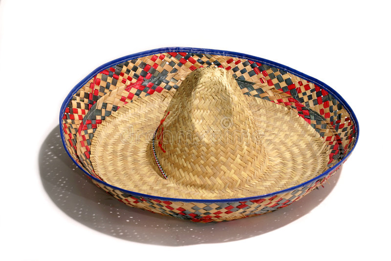 sombrero шлема стоковое изображение rf