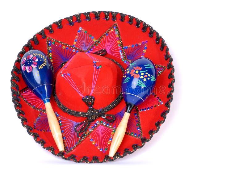 Sombrero lizenzfreie stockbilder
