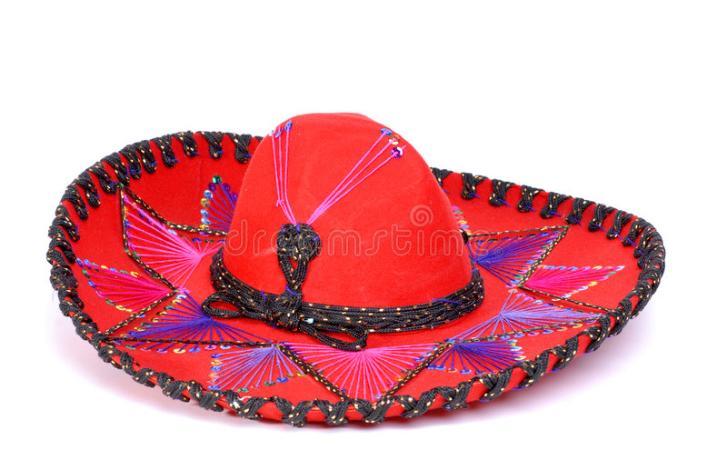 Sombrero foto de stock