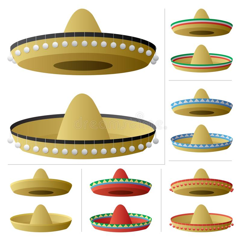 Free Sombrero Royalty Free Stock Images - 17295669