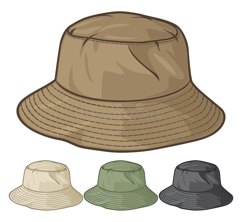 Sombrero ilustración del vector
