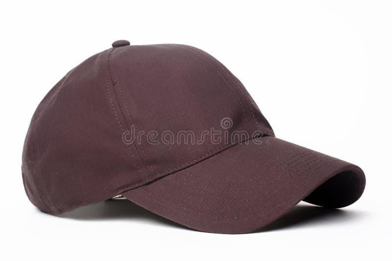 Sombrero de béisbol foto de archivo