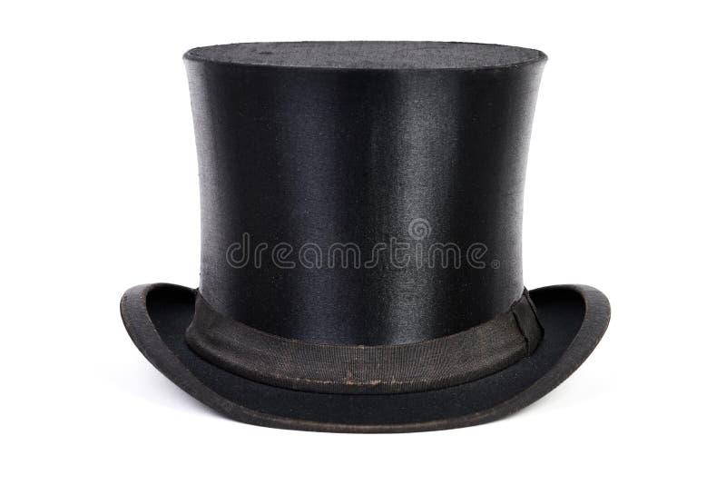 Sombrero de copa imágenes de archivo libres de regalías