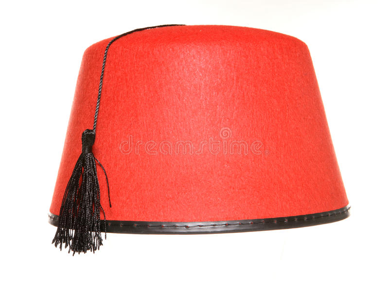 Sombrero de Fes fotografía de archivo libre de regalías