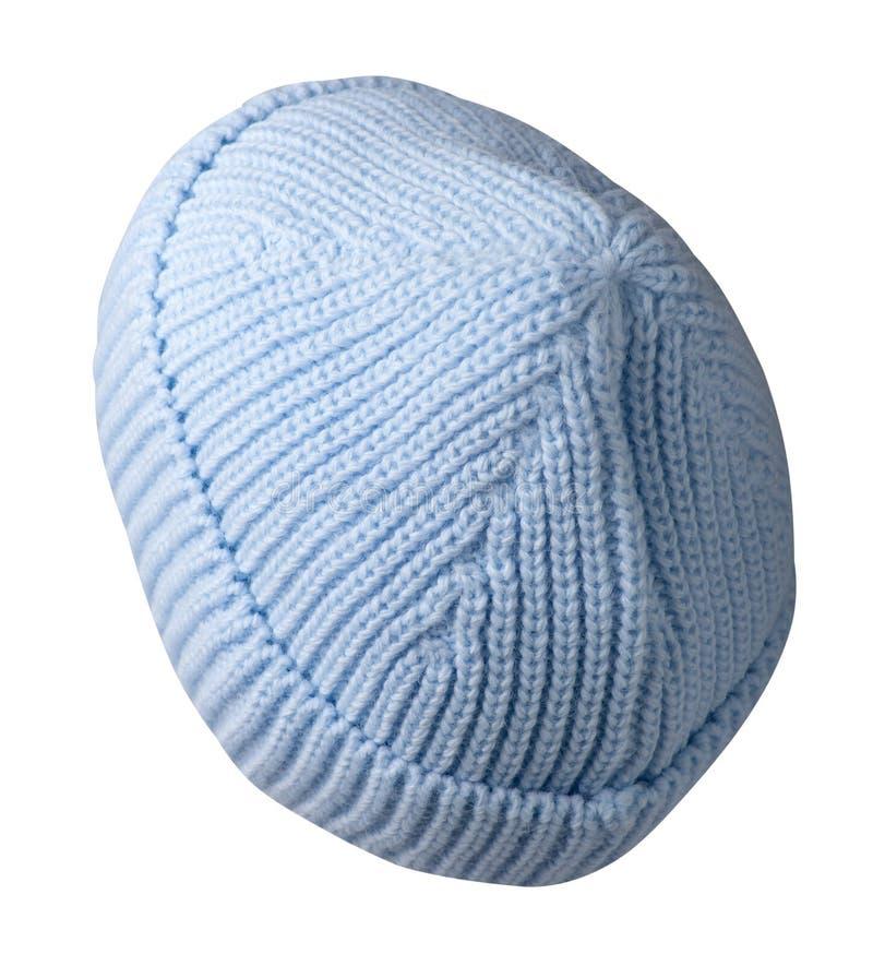 Sombrero de la mujer aislado en el fondo blanco fotografía de archivo