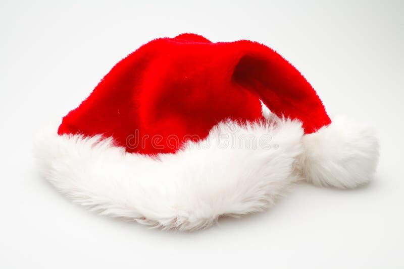 Sombrero de la Navidad fotos de archivo