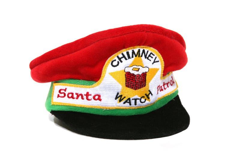 Sombrero de la Navidad fotos de archivo libres de regalías