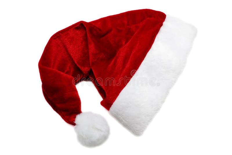Sombrero de la Navidad imágenes de archivo libres de regalías