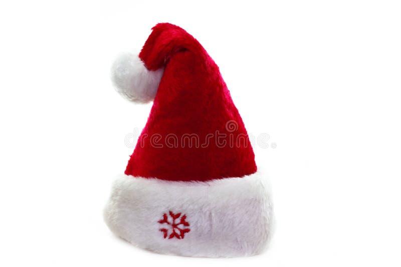 Sombrero de Papá Noel imagen de archivo libre de regalías