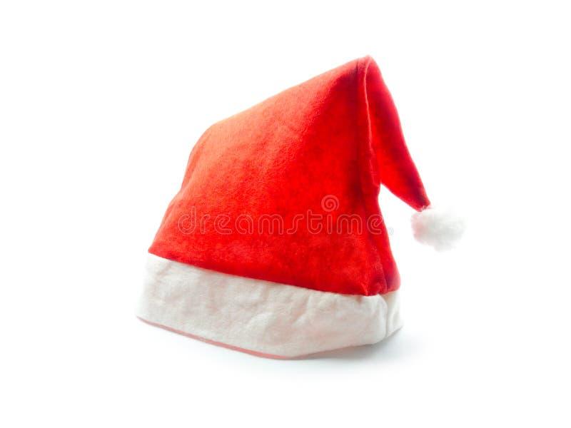 Sombrero De Papá Noel Fotografía de archivo libre de regalías