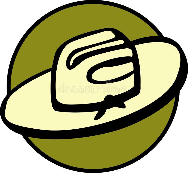 Sombrero de vaquero libre illustration