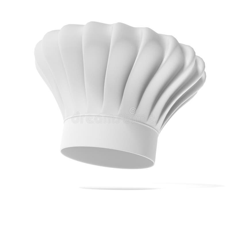 Sombrero del cocinero ilustración del vector