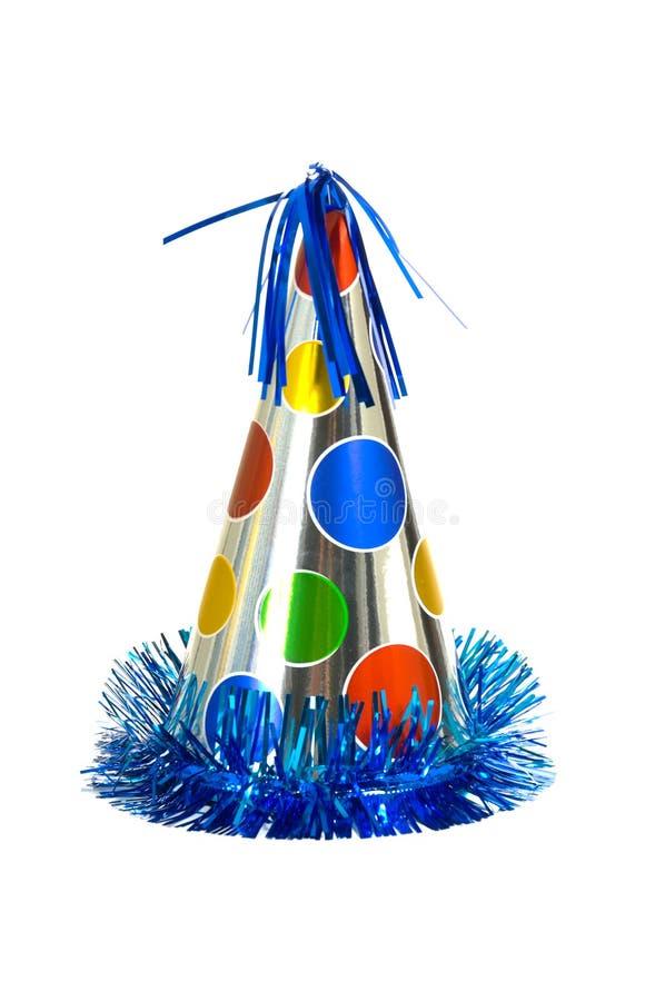Sombrero del partido foto de archivo libre de regalías