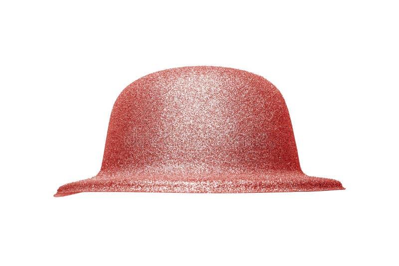 Sombrero del partido del brillo fotos de archivo libres de regalías