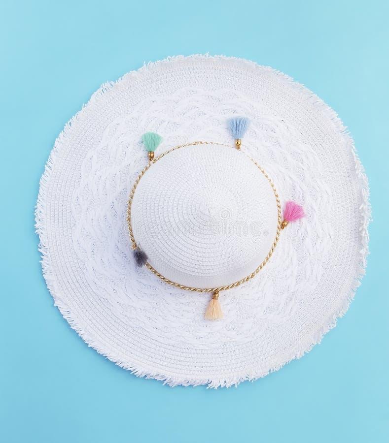 Sombrero del ` s de la mujer imagen de archivo libre de regalías