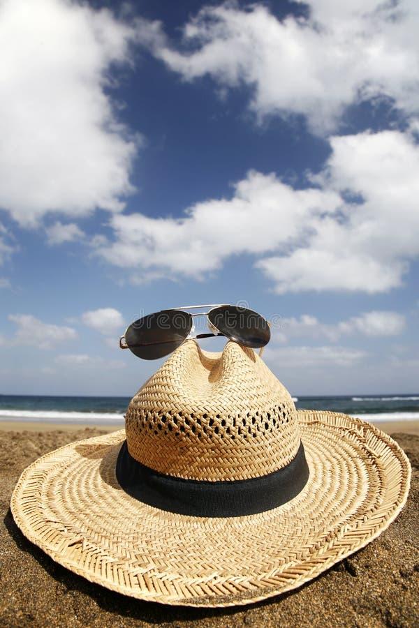 Sombrero del verano fotos de archivo libres de regalías