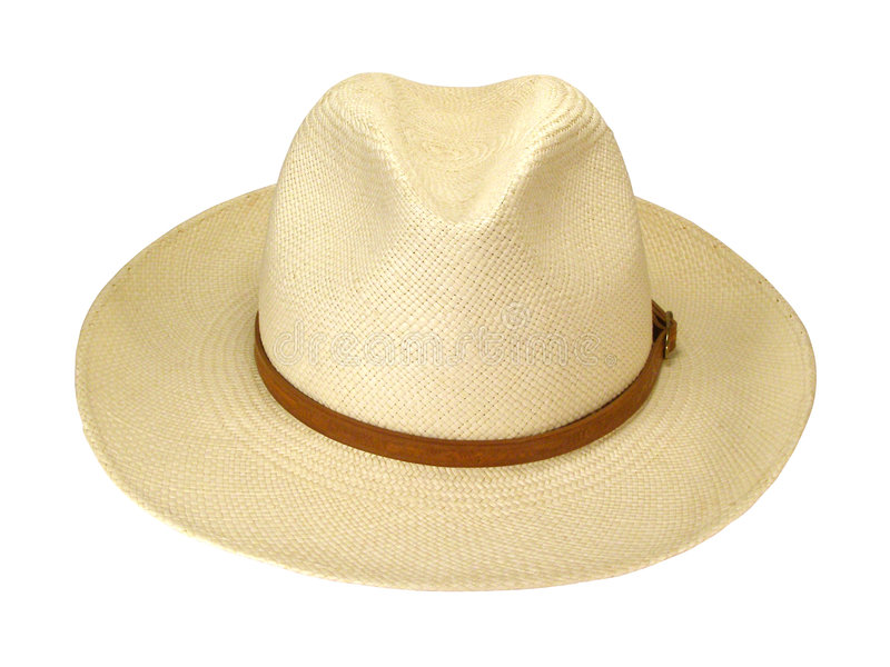Sombrero del verano fotos de archivo