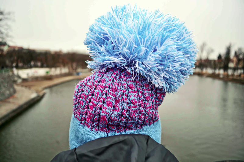 Sombrero enrrollado imagen de archivo libre de regalías