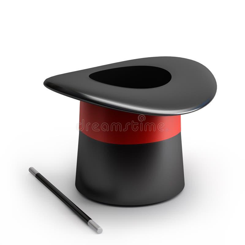 Sombrero mágico libre illustration