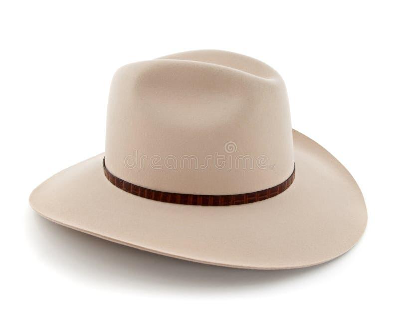 Sombrero occidental del estilo fotografía de archivo libre de regalías
