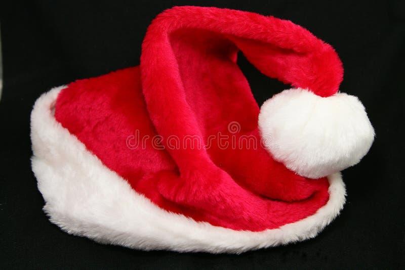 Sombrero para Santa fotografía de archivo libre de regalías