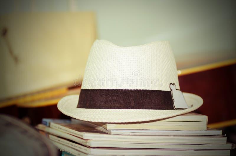 Sombrero retro imagenes de archivo