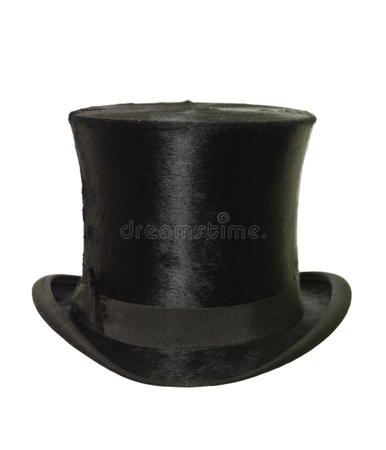 Sombrero superior imágenes de archivo libres de regalías