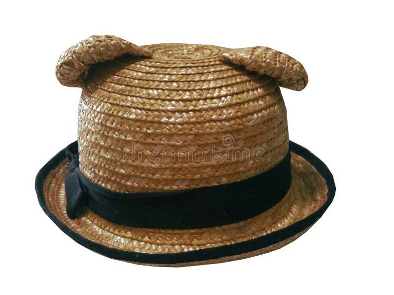 Sombrero tejido foto de archivo libre de regalías