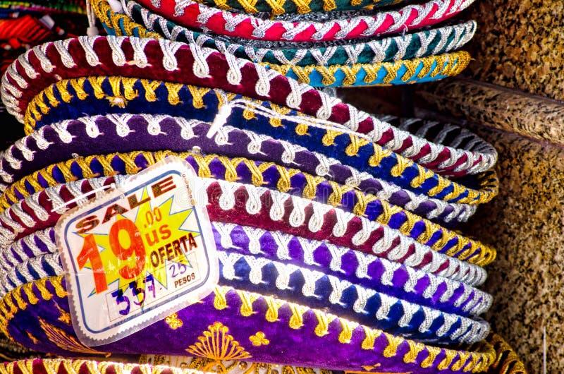 sombreros stock foto's