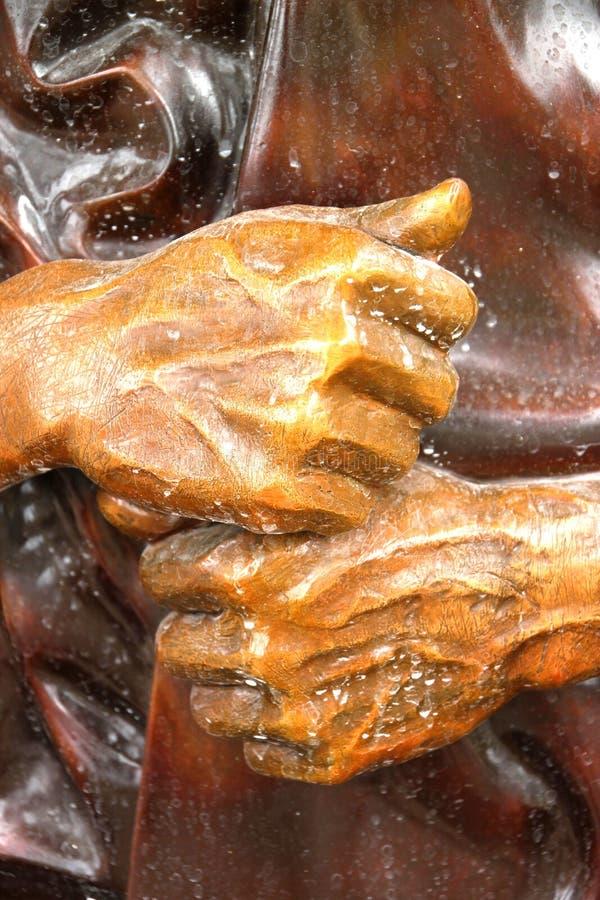 Download Somdet Too hands posture stock photo. Image of hand, golden - 20953892