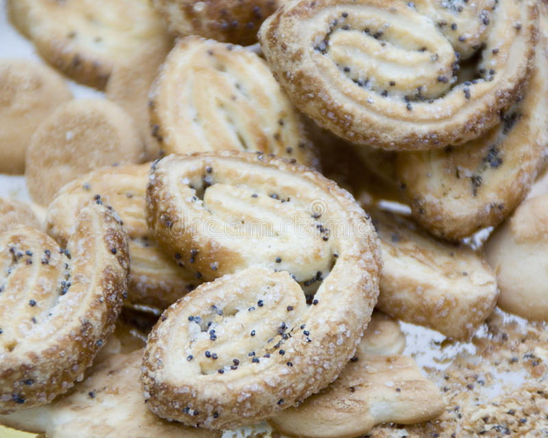 Download Some cookies stock image. Image of pastry, background - 26501997