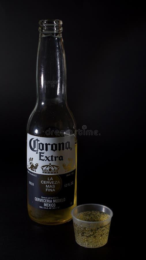 Some corona is good stock photos