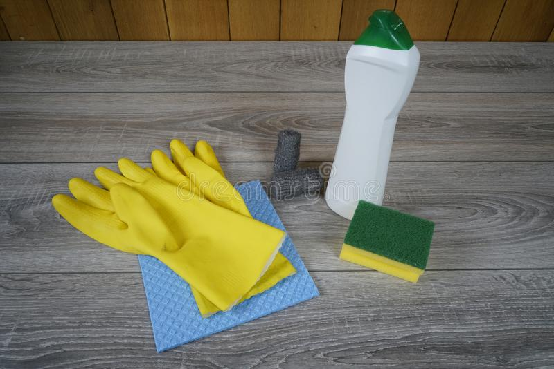 Home cleaning stock photos
