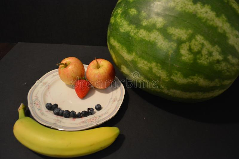 Some of my favorite fruits royalty free stock image