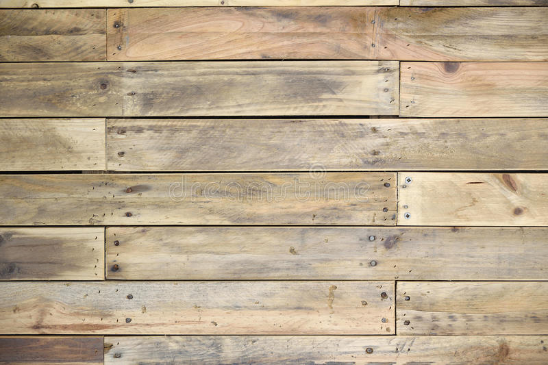 Some sheets of wood forming a background. stock photography