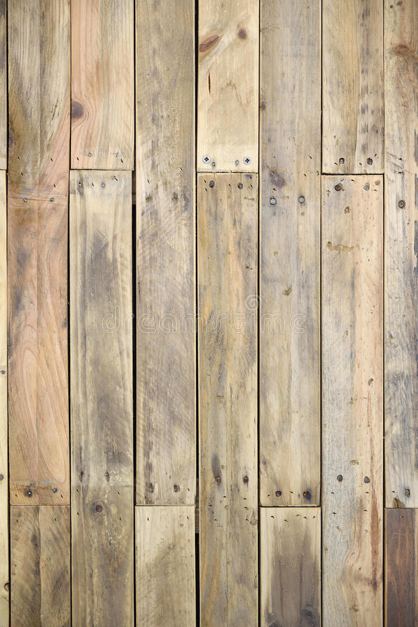 Some sheets of wood forming a background. royalty free stock photos