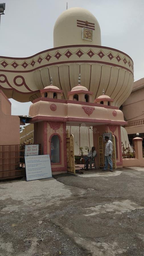 Somenath-Tempel im dwarka, shri krishna nagri stockfoto