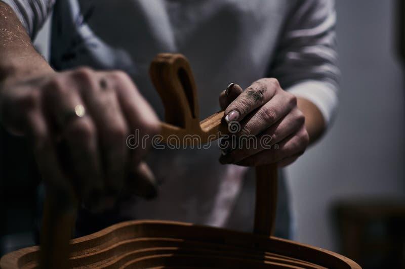 Somente mãos imagens de stock