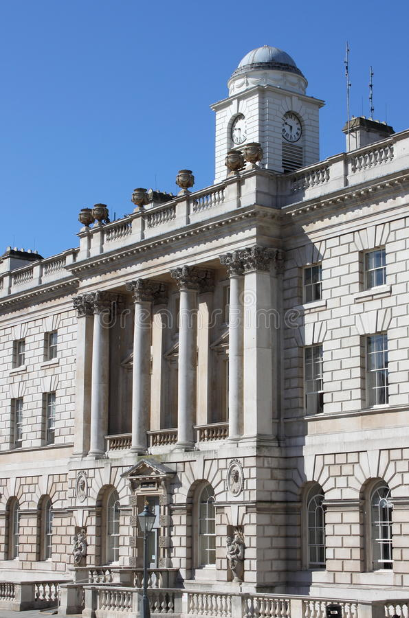 Somerset House stock photography