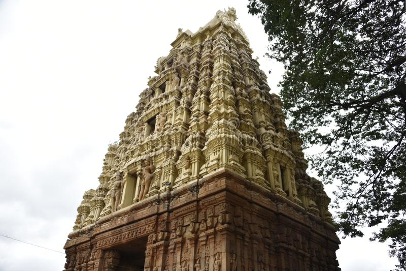Someshwara-Tempel, Kolar, Karnataka, Indien stockbilder