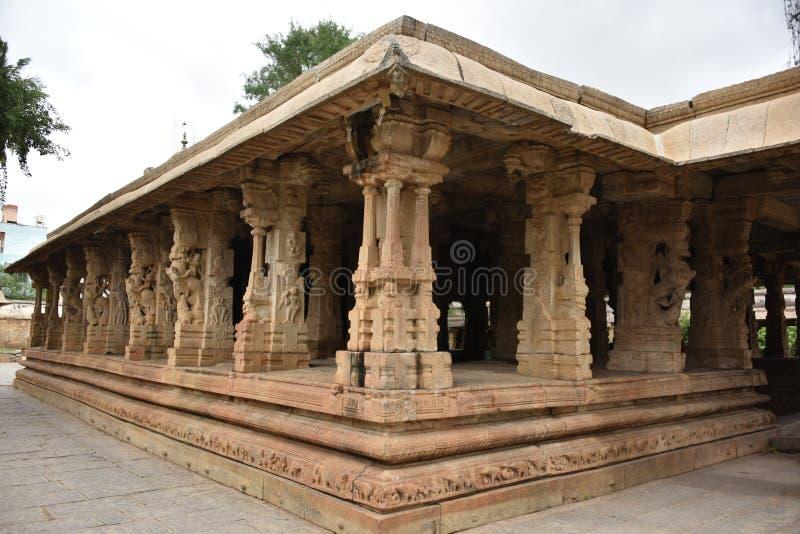 Someshwara-Tempel, Kolar, Karnataka, Indien lizenzfreies stockbild